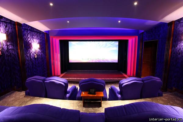 Будем кратки: если под домашний кинотеатр выделено отдельное помещение, то в нем абсолютно всегда можно